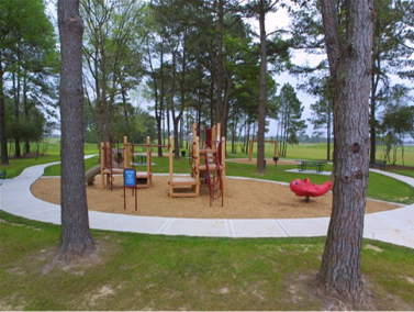 Playground at Northlake at Gleannloch Farms